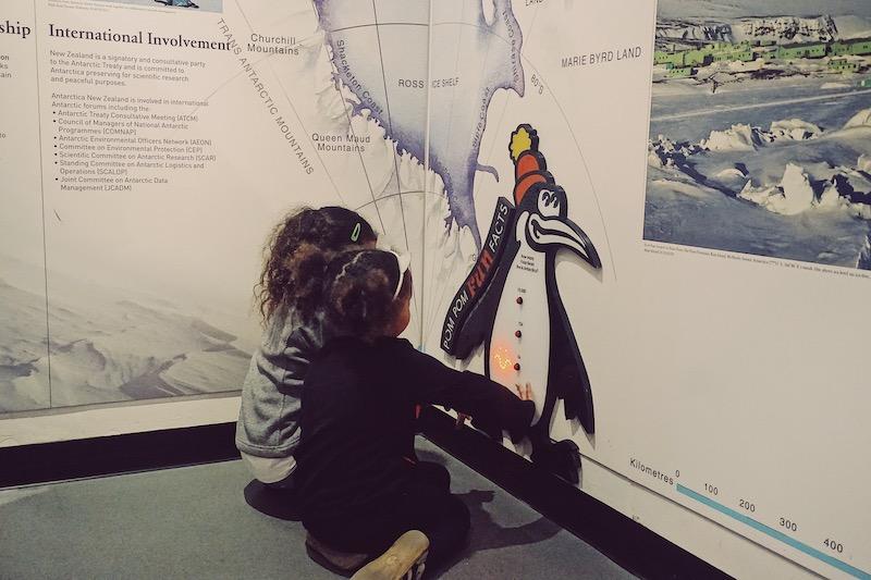 Antarctic Museum in Chch