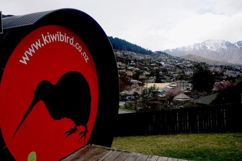 Kiwi Birdlife Center Queenstown
