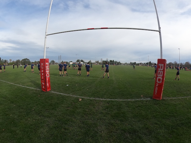 Rugby leagues in the park, Chch
